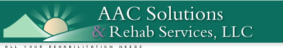 AAC Solutions and Rehab Services Logo